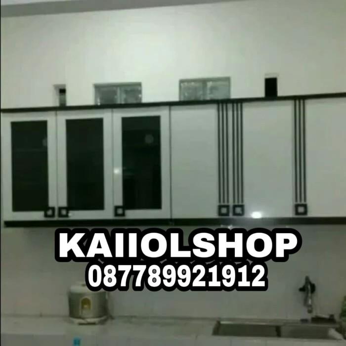Jual Kitchen Set Atas 6 Pintu Kaca Dan Biasa Infinity Series Kota Tangerang Selatan Kaii Olshop Tokopedia