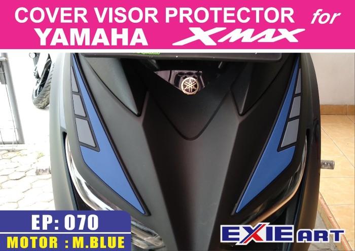 harga Cover visor protector xmax - aksesoris yamaha xmax - alis yamaha xmax Tokopedia.com