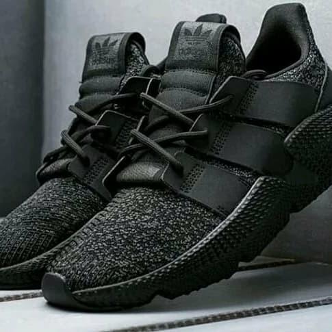 d260088944f Jual (Man) Adidas Prophere Triple Black - Hitam