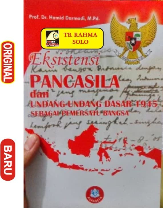 Jual Eksistensi Pancasila Dan Uud 1945 Sebagai Pemersatu Bangsa Kota Yogyakarta Toko Buku Rahma Tokopedia