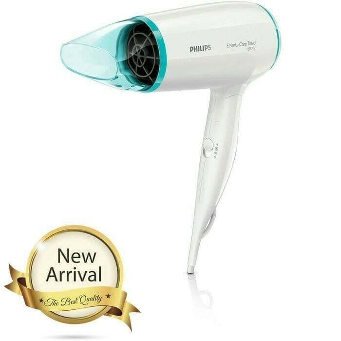 Foto Produk PROMO Philips Travel Hair Dryer BHD006 BHD 006 1600W Pengering Rambut dari Asia Indah