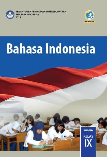 Buku Bahasa Indonesia Kelas 9 Kurikulum 2013 Revisi 2017 Ilmusosial Id