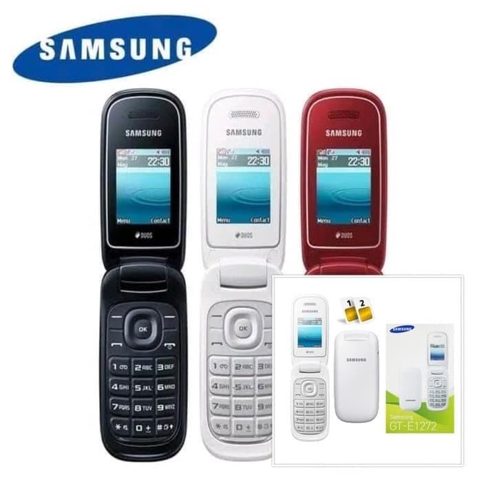 Jual Hp Samsung Lipat Caramel Gt E1272 Handphone Samsung Caramel