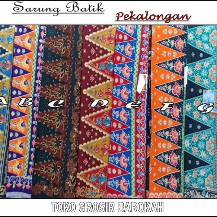 Jual kain batik betawi  kain barik sarung wanita - toko grosir ... ca0233c3bc