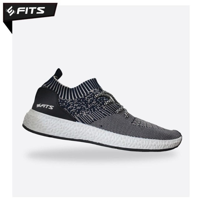 harga Sfidn fits cloudwalker series sepatu pria casual sneaker running shoes - navy 41 Tokopedia.com