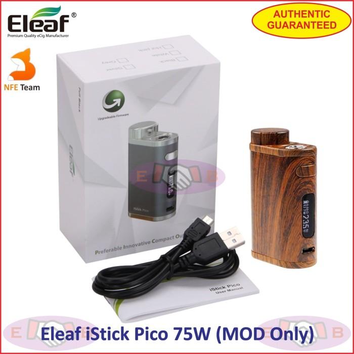 Eleaf iStick Pico 75W Vaporizer MOD (Only) - Authentic