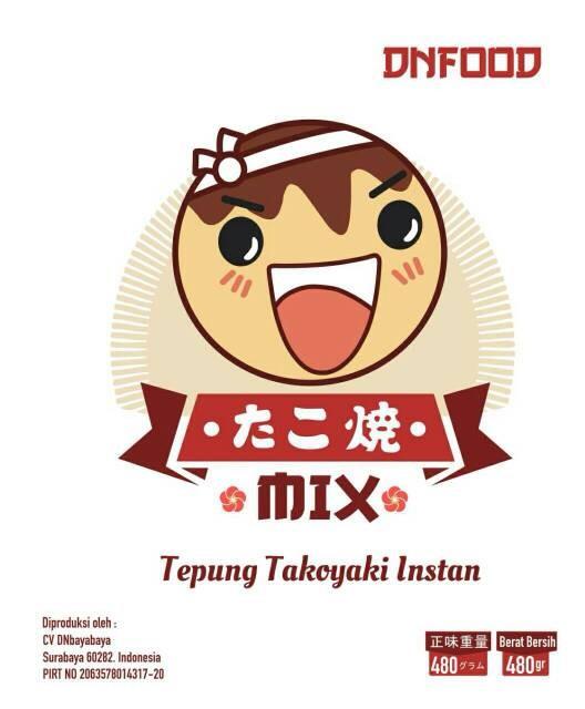 Tepung Takoyaki premix 480g