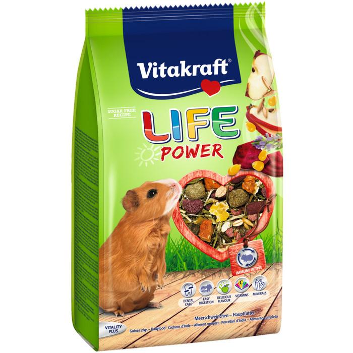 harga Life power guinea pigs 600 gr / 25109 Tokopedia.com