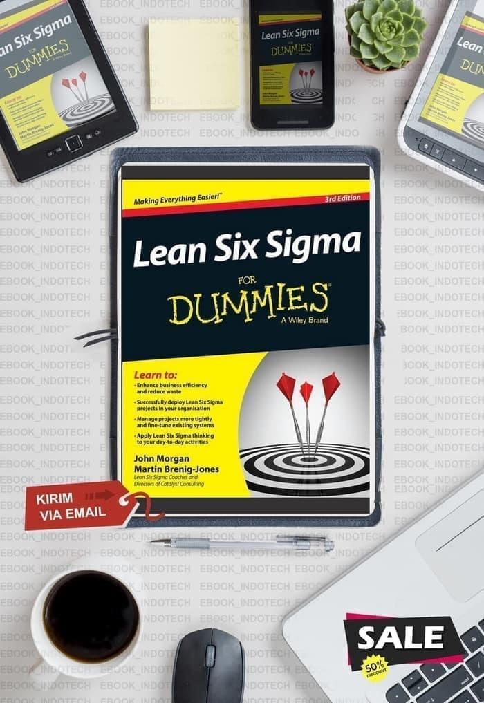Six Sigma For Dummies Ebook