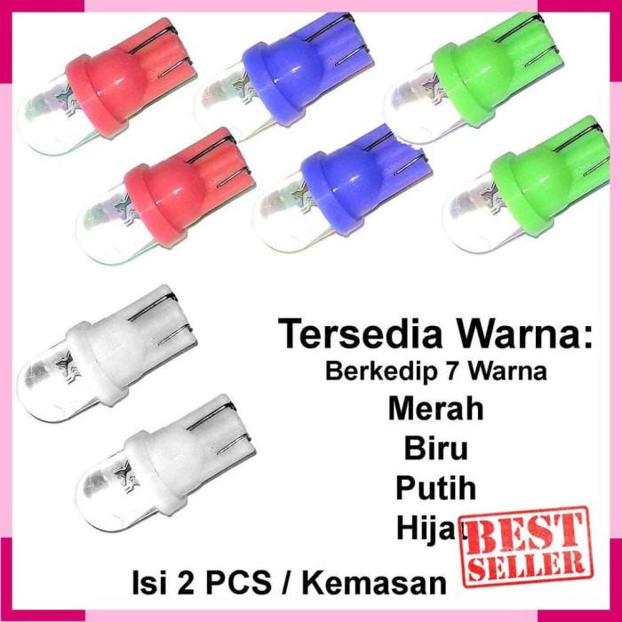 2 Buah LED Untuk Lampu Motor - Indicator gigi - Lampu senja dan Lampu