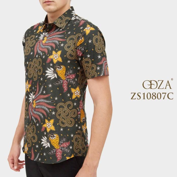 harga Kemeja batik  / baju   modern pria / baju pendek / atasan pria ls197 Tokopedia.com