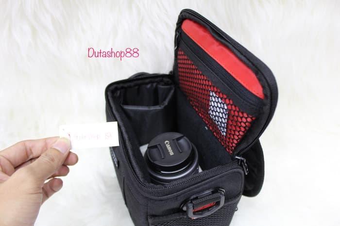 Foto Produk tas kamera mirrorless canon eos m - eos m2 - m3 - m6 - m5 - m10 dari mardisin