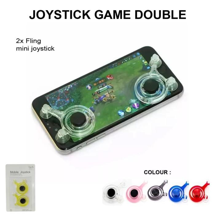 Mobile Joystick Fling / Remote Stick Game HP Smartphone