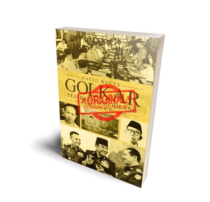 Foto Produk Golkar: Sejarah Yang Hilang, Akar Pemikiran Dan Dinamika dari Official Buku Kobam