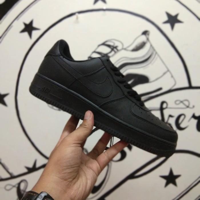 jual nike air force 1 black Shop