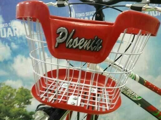 Info Sepeda Keranjang Phoenix Hargano.com