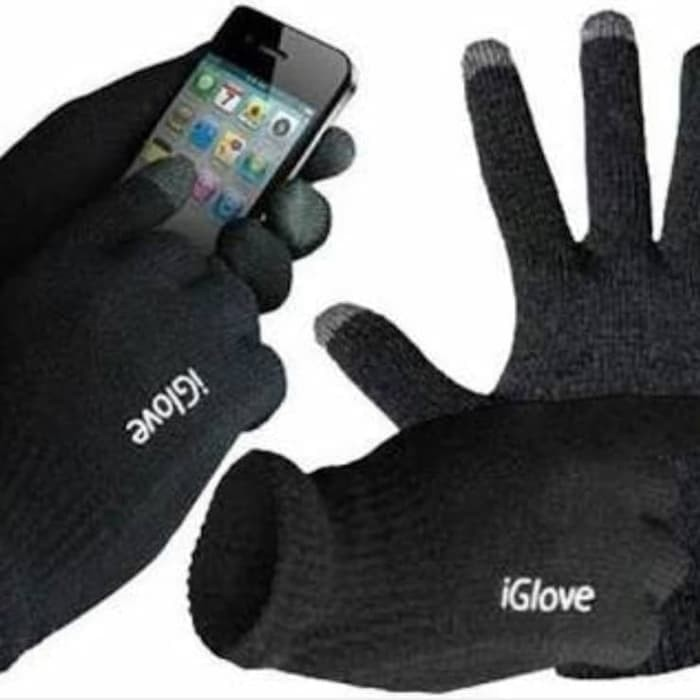 Unisex Glove Stylus Touchscreen Gloves For Electronic Devices