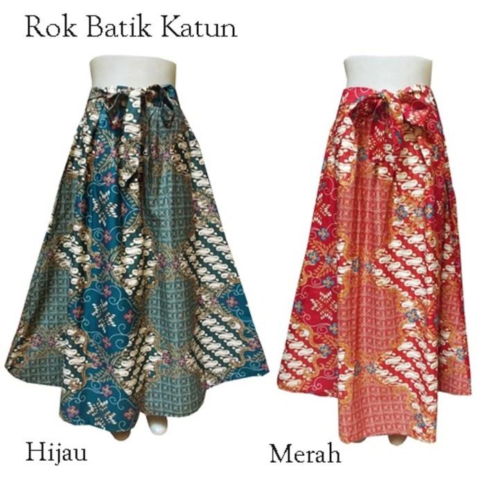 Jual Model Rok Panjang Terbaru Rok Batik Dki Jakarta Patangstore Tokopedia