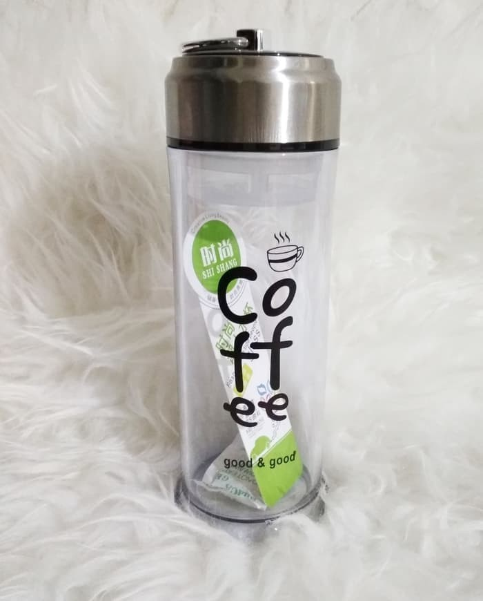 Botol Minum COFFEE 500 Ml - Botol Air Minum B83-3/Tempat Minum kopi