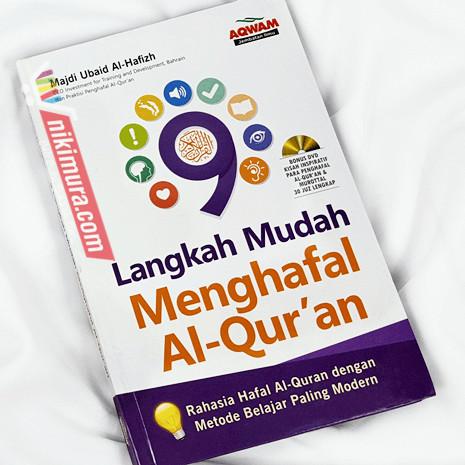 9 Langkah Mudah Menghafal Al Qur'an (AQWAM)