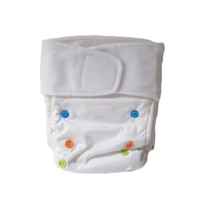 Babykicks Basic Pocket Diaper Hook and Loop Multicolor | Popok Bayi