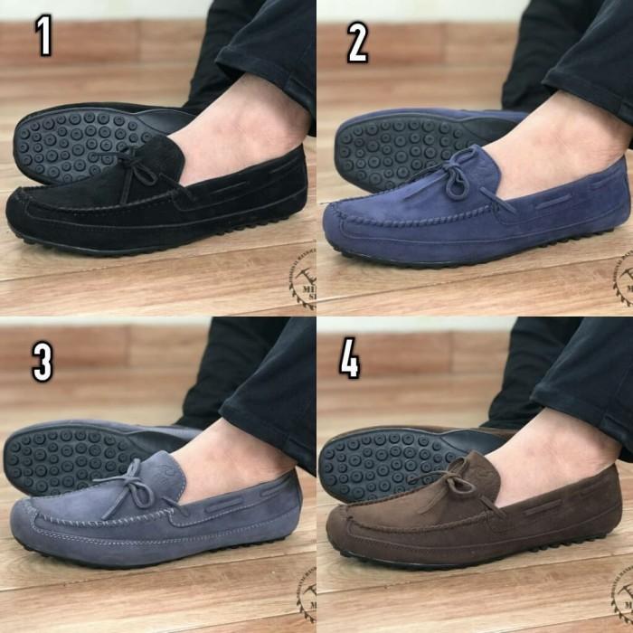 Jual Sepatu slip on pria sepatu slop murah sepatu flat pria original ... 7bd6bf57bd