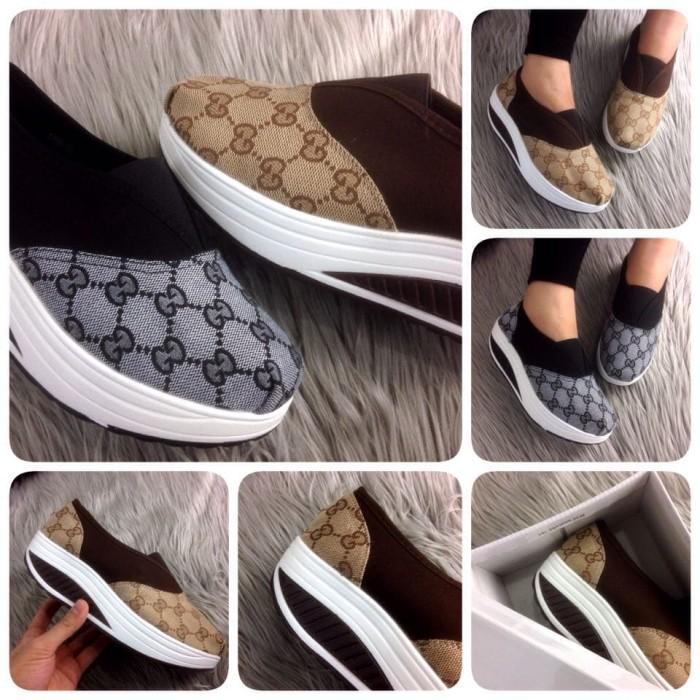 faf12c741fb9 Jual Sepatu WEDGES LV 169-31 - Kota Batam - ashrafyanti shop