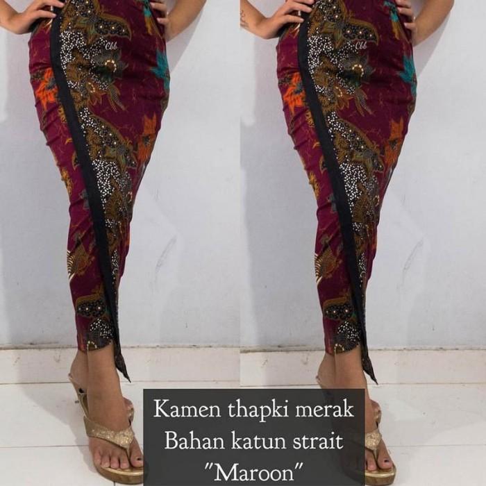 Jual Rok Span Panjang   Rok Span Batik   Rok Kebaya Khas Bali ... 5e98c66c05