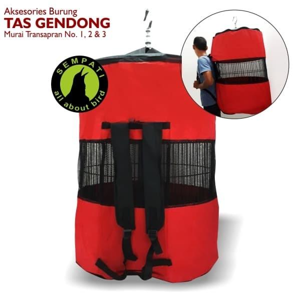 harga Tas punggung bawa sangkar burung murai no.1 2 3 transparan jala Tokopedia.com