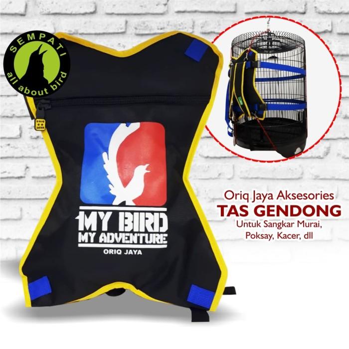 harga Tas punggung untuk bawa sangkar burung oriq jaya Tokopedia.com