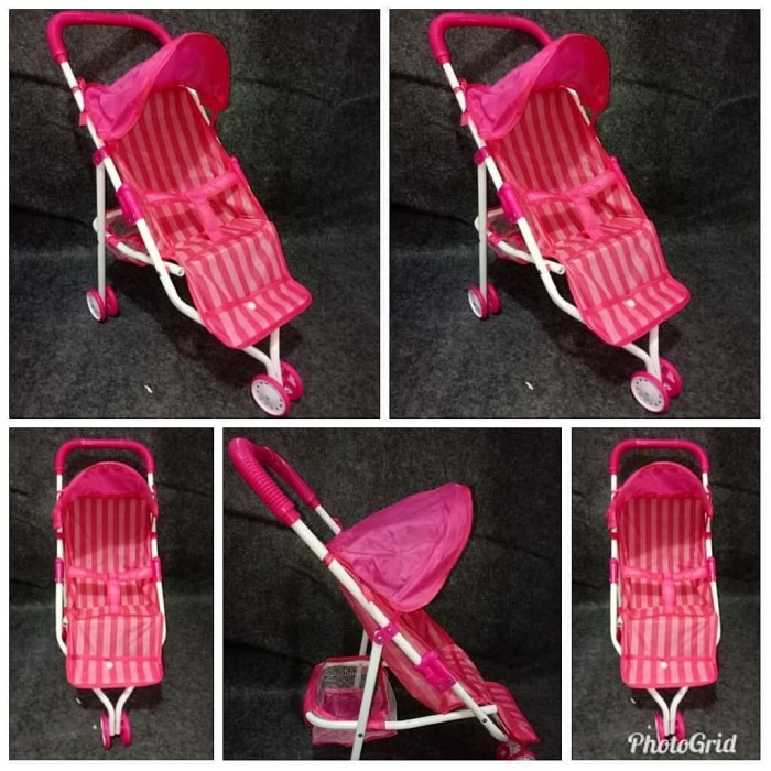 harga Stroller boneka roda 3 Tokopedia.com