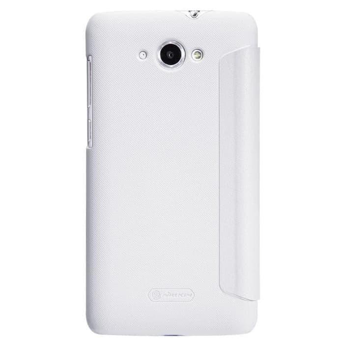 Nillkin Flip Case (V-Series Leather Case) - Lenovo S930 White/Putih