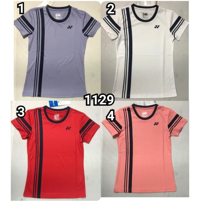 harga Kaos badminton wanita - yonex 1129 - original Tokopedia.com