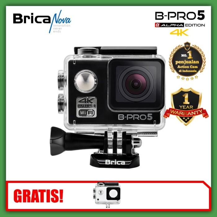 Foto Produk Termurah- Brica B-Pro 5 Alpha Edition 1 4K (AE1 4K) 2Inch Black Resmi dari Brica Official Store