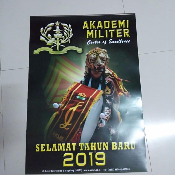 Jual Kalender Akmil 2019 Akademi Militer Toko Wima Online Tokopedia