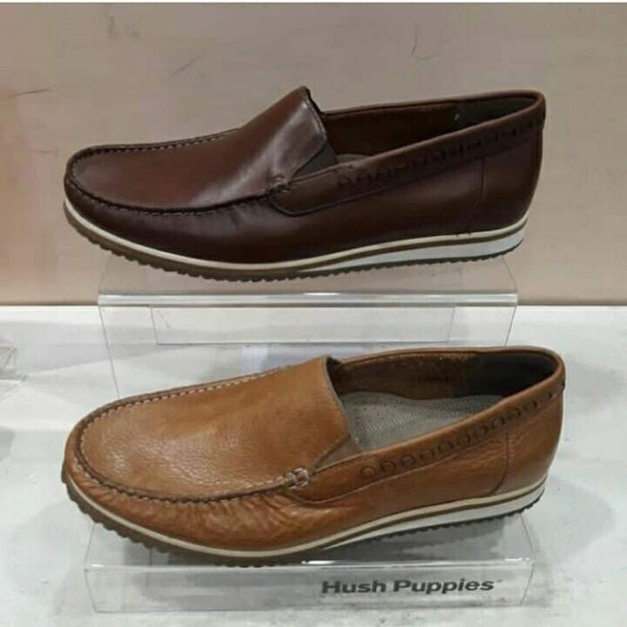 Jual Sepatu Pria Hush Puppies Ori Murah Sale Original Slip