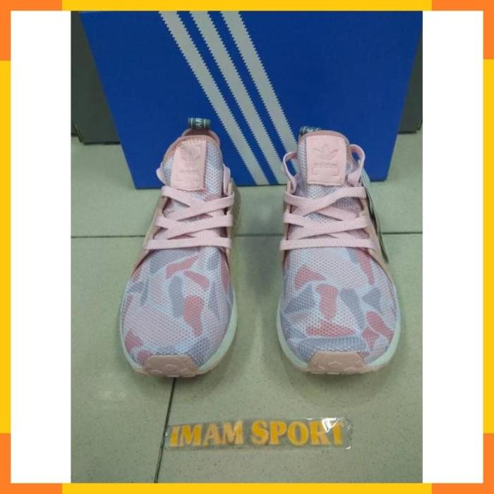 2ffc27fd9 Termurah - Sepatu Adidas Nmd Xr1 Duck Camo Baby Pink Premium Quality -