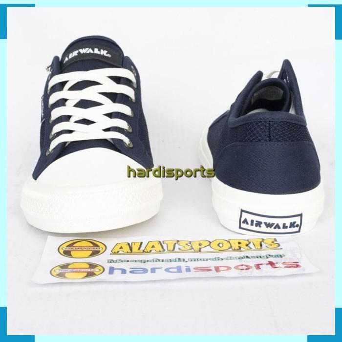Jual Sepatu Sneaker Pria Airwalk Keon Navy dan Grey - ORIGINAL ... 5d6896eaa0