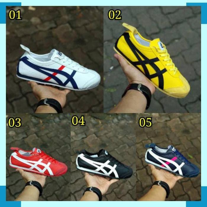 Jual Sepatu Asics Onitsuka Tiger Size 36-44 Grade Original Pabrik ... e7741e7ea4