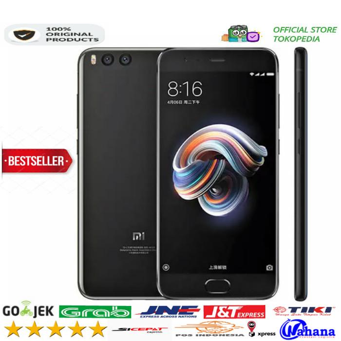 harga Xiaomi mi note 3 6/128 black global new !!! Tokopedia.com