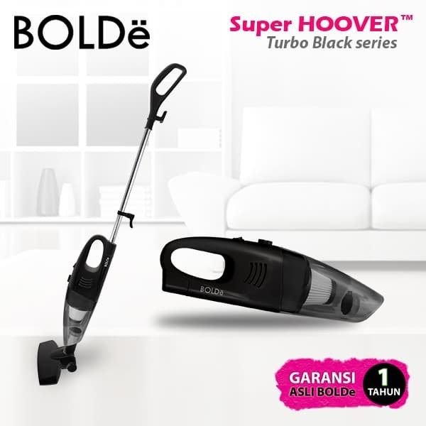 Bolde Super Hoover Turbo Black Series - Blanja.com