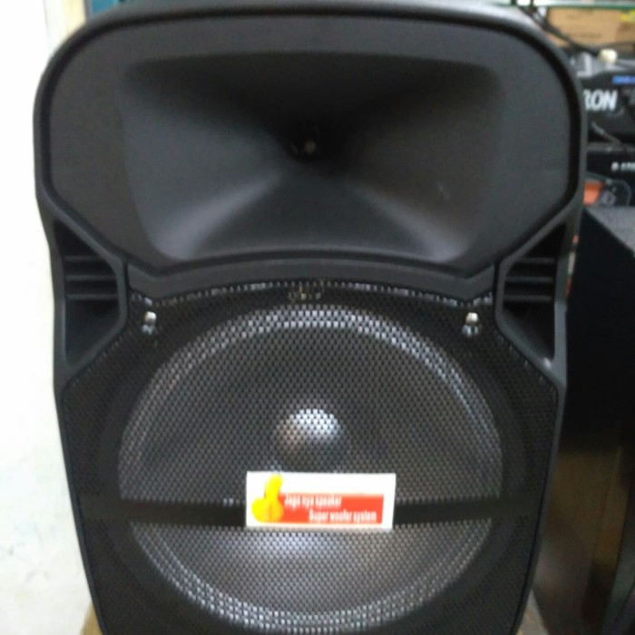 harga Speaker portable meeting wireless juc 12 inch usb bluetooth original Tokopedia.com