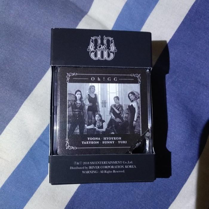 SNSD Oh!GG - Single Album [Didnt You Know] Kihno Ver