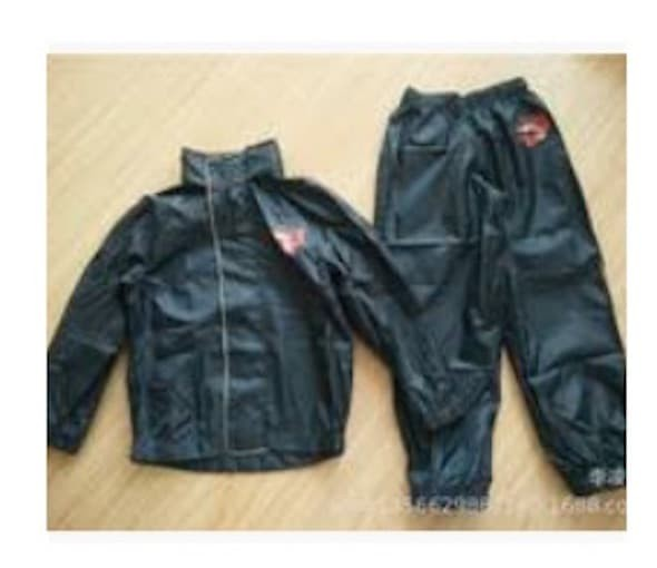 Stocklot disney japan - stelan jas hujan anak - anti angin unisex