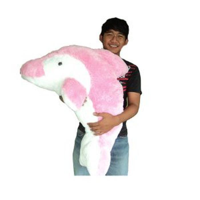 Jual Best Seller Boneka Dolphin Besar Murah  5546218fee