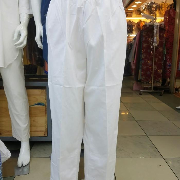 Jual Celana Renda Dalaman Gamis Warna Putih Sama Hitam Putih S Jakarta Pusat Zaki Collection Tokopedia