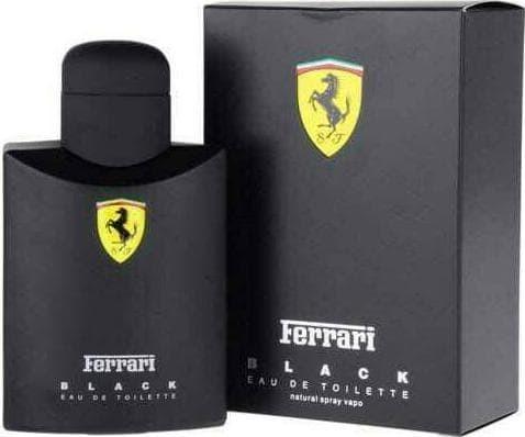 Jual Big Promo No Box Original Eropa Parfum Ferrari Black For