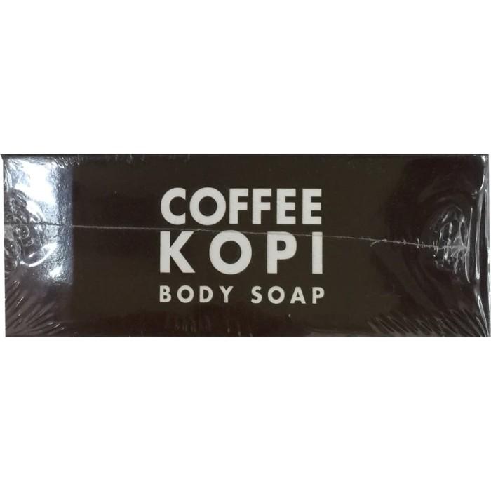 Mustika Ratu body soap Cofee Sabun Mandi Kopi Sabun Bat Murah