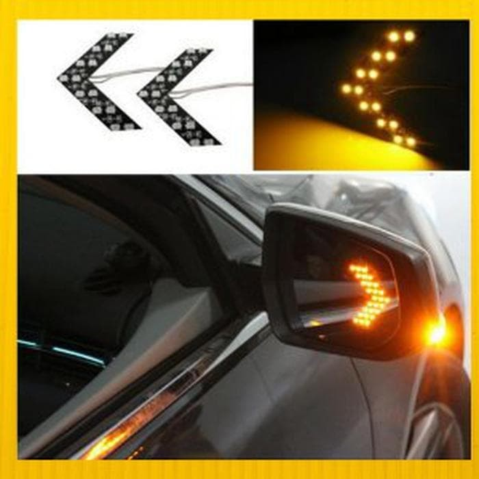 Lampu Led Spion Mobil