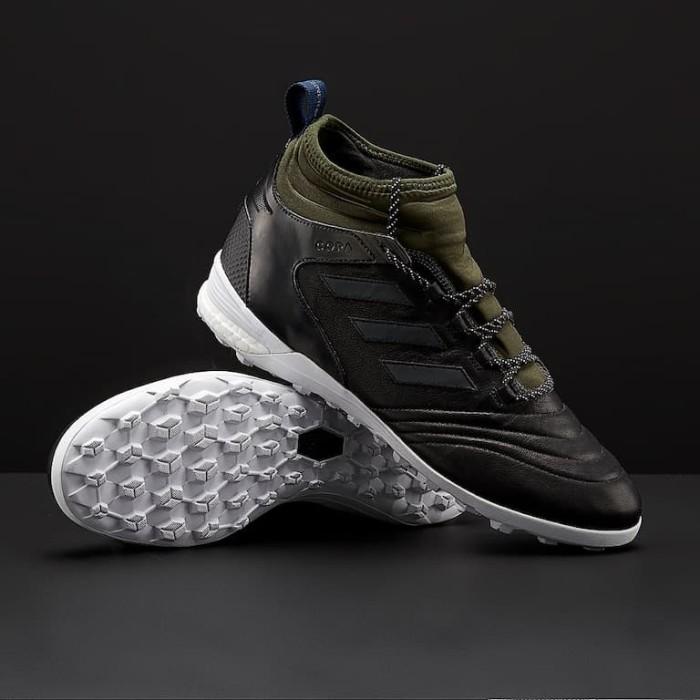 harga Sepatu futsal adidas original copa mid tf gtx black bb7430 Tokopedia.com